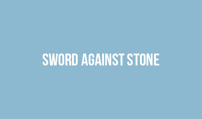 Sword Against Stone Thumbnail